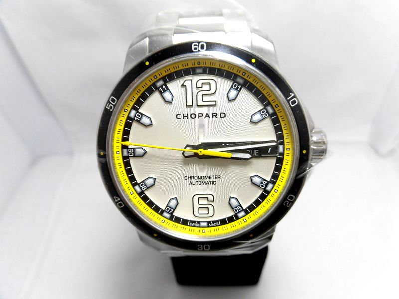 ショパール Chopardモナコグランプリ ヒストリック メンズ腕時計 158568-3001
