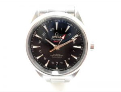 【正規品/新品】メンズ腕時計,オメガ シーマスター,アクアテラ GMT,【OMEGA SEAMASTER AQUA TERRA GMT】Ref.231.10.43.22.01.001