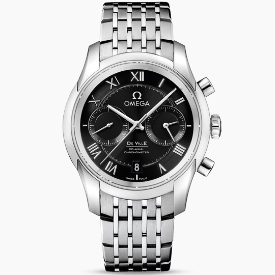 OMEGA オメガ デヴィル メンズ腕時計 OMEGA DeVille Ref 431.10.42.51.01.001 新品・正規品(国際保証書請求はがき有)