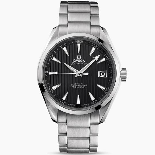 OMEGA オメガ シーマスター アクアテラ メンズ腕時計 OMEGA SEAMSTER Ref 231.10.42.21.06.001