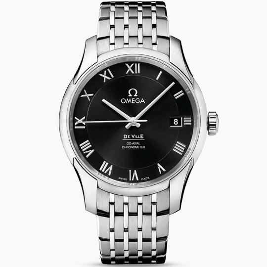 OMEGA オメガ デヴィル クロノメーター メンズ腕時計 OMEGA DeVille Ref 431.10.41.21.01.001 新品・正規品(国際保証書請求はがき有)