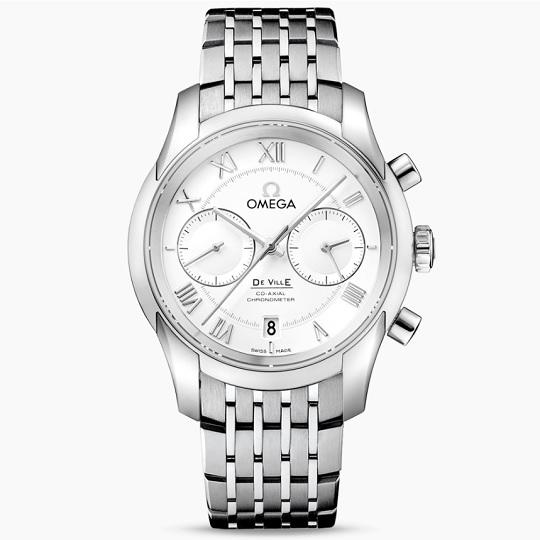 OMEGA DeVille オメガ デヴィル メンズ腕時計 Ref 431.10.42.51.02.001 新品・正規品(国際保証書請求はがき有)