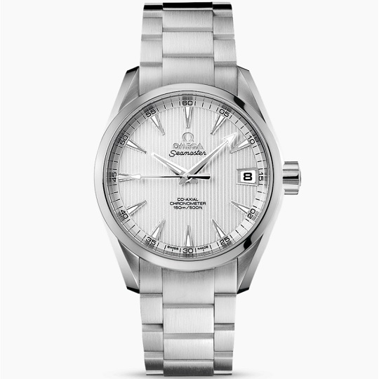 OMEGA オメガ シーマスター アクアテラ メンズ腕時計 OMEGA SEAMSTER Ref 231.10.39.21.02.001