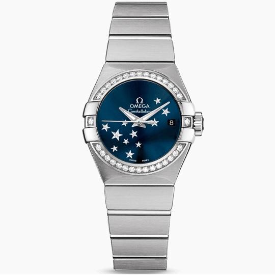 OMEGA オメガ コンステレーション レディース腕時計 OMEGA Constellation Ref 123.15.27.20.03.001 新品・正規品(国際保証書請求はがき有)