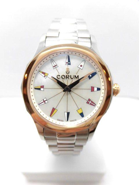 コルム CORUM アドミラルズカップ レジェンド A020/02669 FA143 メンズ腕時計 ブランド 【正規品】