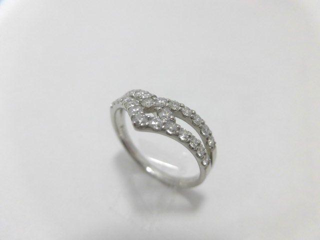 プラチナダイヤモンドリング /0.52ct/F9464/リング/指輪/ジュエリー/ダイヤ/女性用/レディース/プレゼント/ギフト/お買い得/オススメ/送料込み/宝石