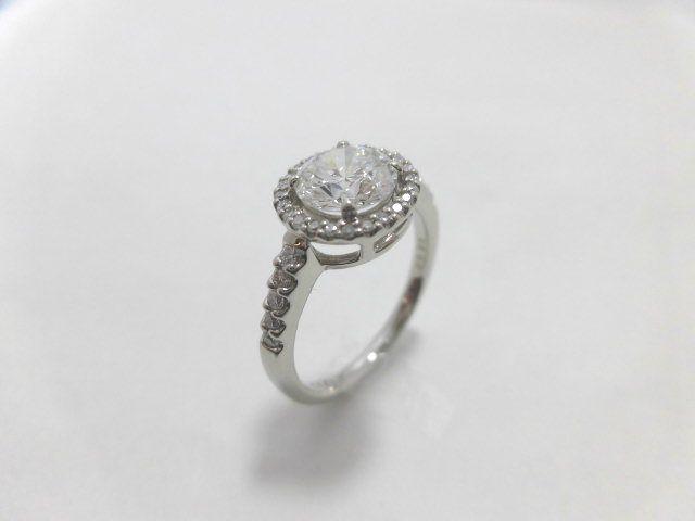 Ptダイヤモンドリング/D1.145ct 0.23ct//D・SI2・VG/リング/指輪/ゆびわ/ring/ジュエリー/女性用/レディース/プレゼント/ギフト/お買い得/オススメ/送料込み/宝石