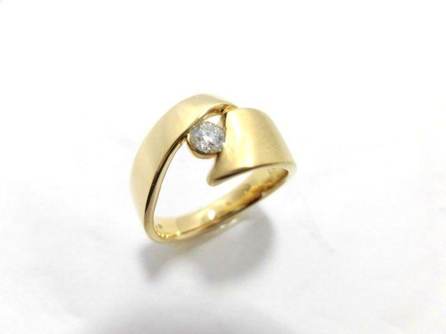 K18YGダイヤモンドリング/D0.20ct/G1791/リング/指輪/ジュエリー/女性用/レディース/プレゼント/ギフト/お買い得/オススメ/送料込み