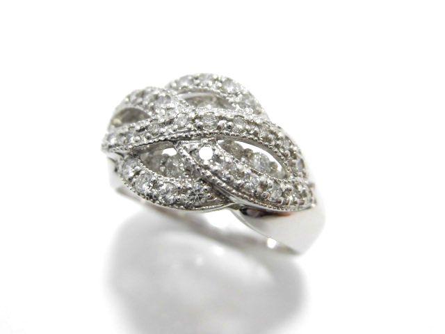 PTダイヤリング F9692/D0.53ct/ダイヤモンドリング/指輪/ジュエリー/ダイヤ/女性用/レディース/プレゼント/ギフト/お買い得/オススメ/送料込み/宝石