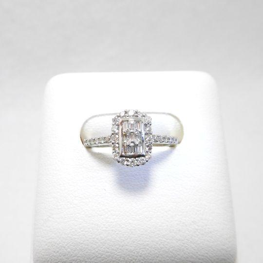 PTダイヤリング ダイヤ0.50ct プラチナ ジュエリー リング 指輪 プレゼント 贈り物 ギフト 女性用 G2107
