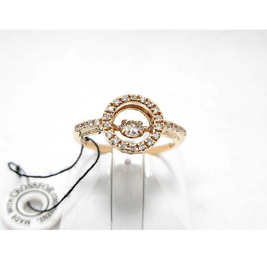 K18ピンクゴールドダイヤリング ダイヤモンド0.18ct 0.13ct ジュエリー リング 指輪 プレゼント 贈り物 ギフト 女性用 G1815