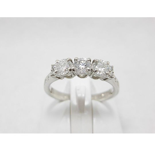 プラチナダイヤリング ダイヤモンド 0.215ct ジュエリー リング 指輪 プレゼント 贈り物 ギフト 女性用 G1916