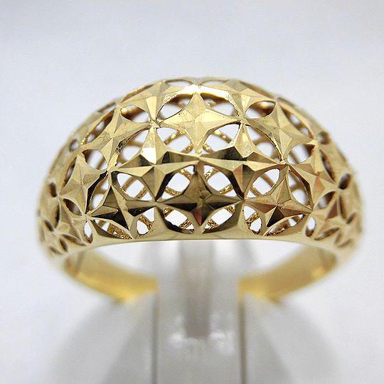 ゴールドリング ジュエリー リング 指輪 プレゼント 贈り物 ギフト 女性用 G1327