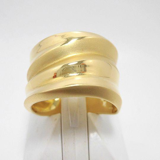 K18ゴールドリング イエローゴールド K18金 ジュエリー リング 指輪 プレゼント 贈り物 ギフト 女性用 G2607