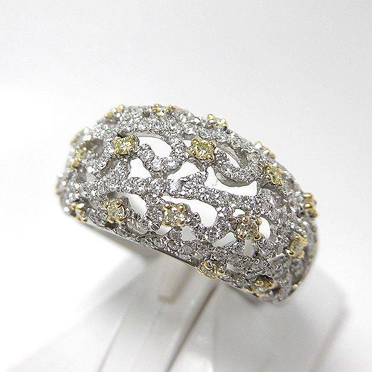 ダイヤモンドリング Pt900 ダイヤモンド0.28ct 0.61ct 女性用 レディース 贈り物 プレゼント F9699