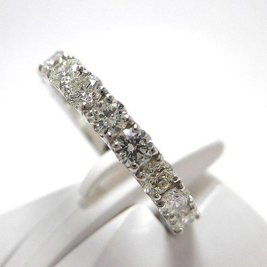 ダイヤモンドリング Pt900 ダイヤモンド1.00ct 女性用 レディース 贈り物 プレゼント G2653