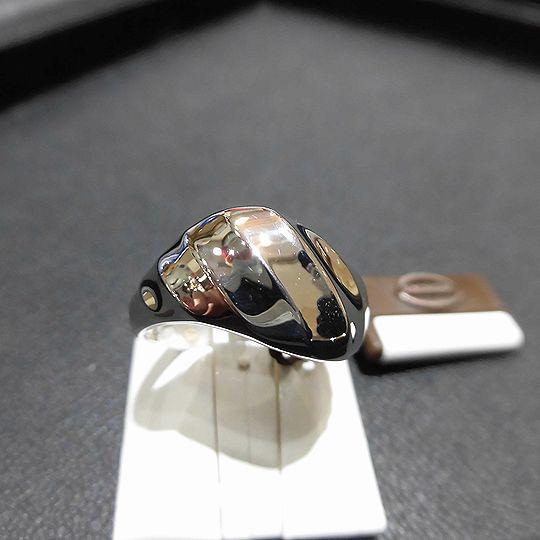 K18WGウノアエレリング ホワイトゴールド 指輪 G3105