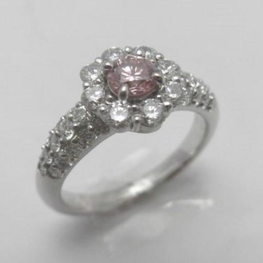 PTダイヤモンドリング ピンクダイヤ0.26ct D0.96ct F6500 リング ダイヤモンドリング 指輪 ジュエリー ダイヤ レディース プレゼント お買い得 送料無料