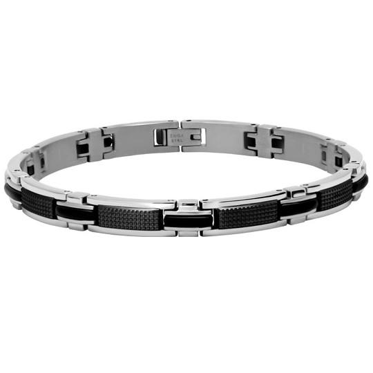 ROCHET ロシェ SHAFT ステンレス ブレスレット メンズ B031981 20%OFF価格