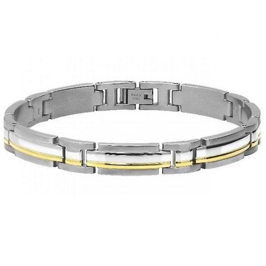 ROCHET ロシェ TRINIDAD ステンレス ブレスレット メンズ B042367 20%OFF価格
