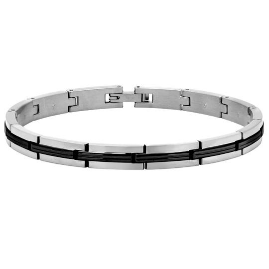ROCHET ロシェ CARTHAGE ステンレス ブレスレット メンズ B042581 20%OFF価格