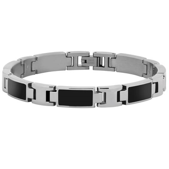 ROCHET ロシェ LAGOS ステンレス ブレスレット メンズ B400281 20%OFF価格