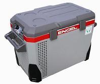 【送料無料】車載・家庭用 DC/AC両電源 エンゲル冷蔵庫(冷蔵/冷凍)MR040F-GL