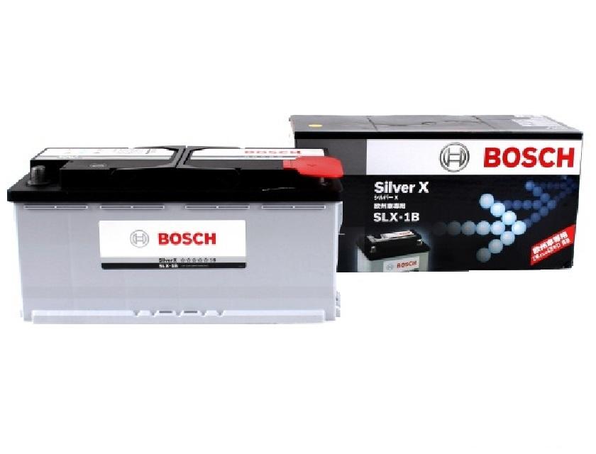世界最高水準の充電性能!BOSCH ボッシュ欧州車用バッテリーアウディA8[4E,D3][4H,D4]/Q5[8RB]/Q7[4LB]/R8[423]SLX-1B