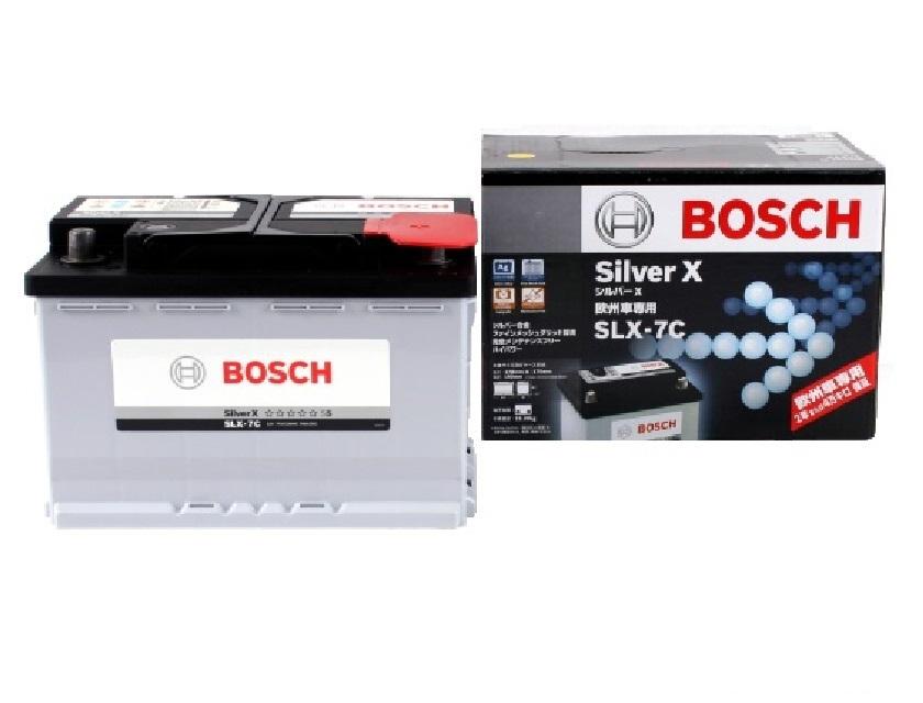 世界最高水準の充電性能!BOSCH ボッシュ欧州車用バッテリーBMW 3シリーズ E91 M3 クーペSLX-7C