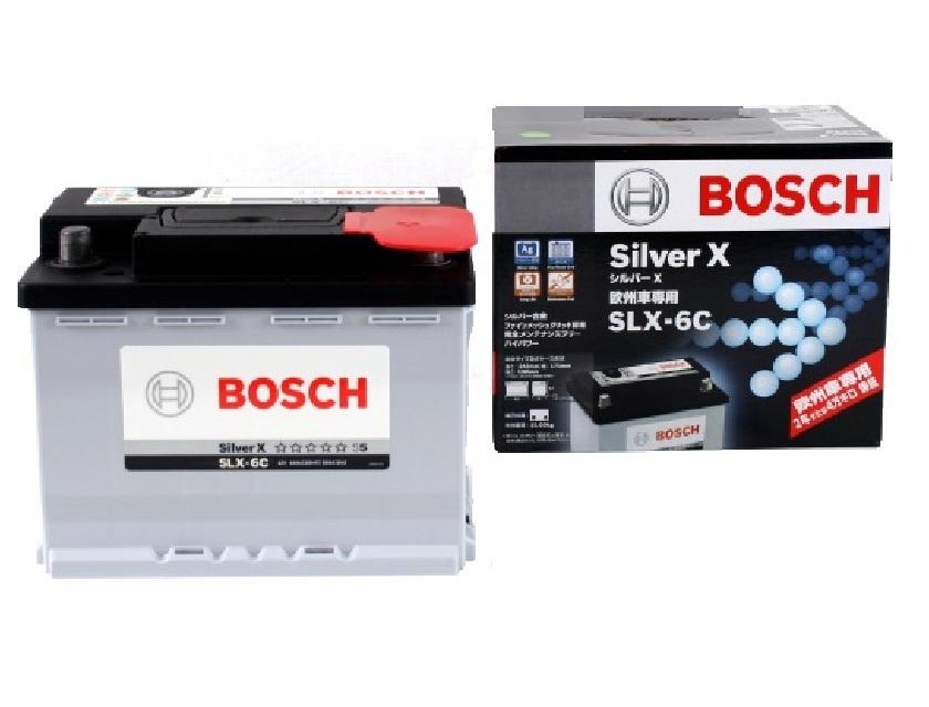 【送料無料】BOSCH ボッシュ欧州車用バッテリーミニ(BMW)ミニ[R50][R52][R53][R55]クラブマン[R56][R57]コンバーチブルSLX-6C