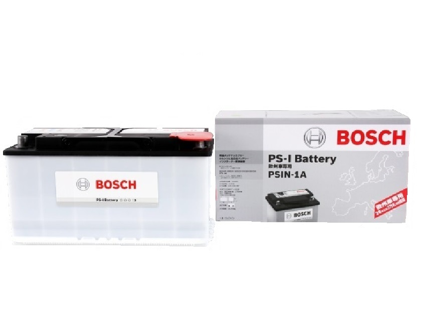 【優れた減液抑制と長期寿命を両立】BOSCH ボッシュ欧州車用バッテリーポルシェカイエン[92A][9PA]PSIN-1A