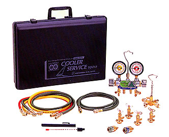 ガスチャージセット3バルブ方式CP-3VS-F