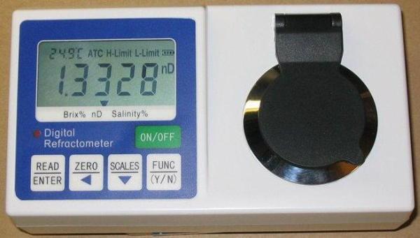 税込送料込激安保証付新品高性能激安デジタル屈折計濃度計糖度計屈折率計