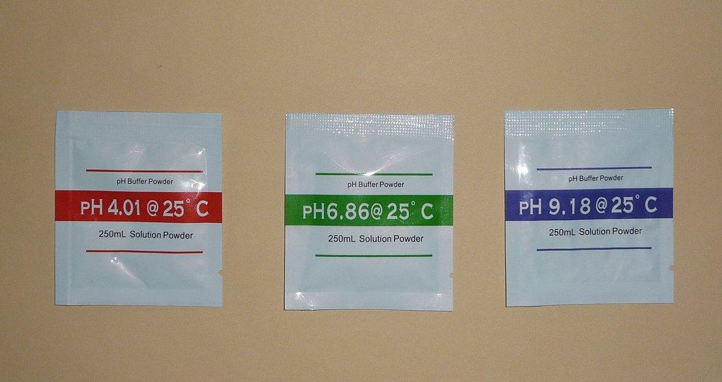 送料込税込PH標準緩衝剤PH計標準液用PH6.86 送料無料 爆売りセール開催中 新品 250mL用1袋
