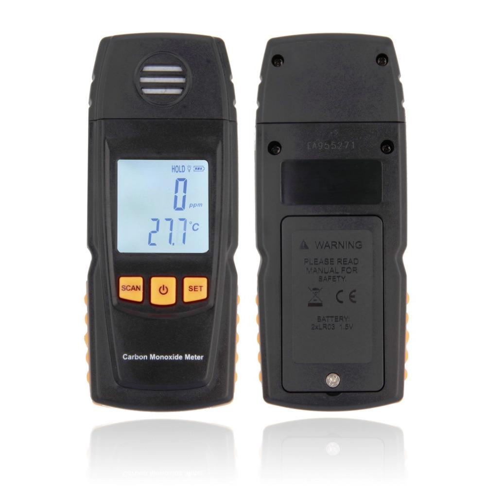 プロ仕様本格業務用CO警報器日本語取説付限定1台高性能低価格本格業務用CO警報器一酸化炭素ガス検知器測定器メーター テスター 検出器 0-1000ppm ARGM8805