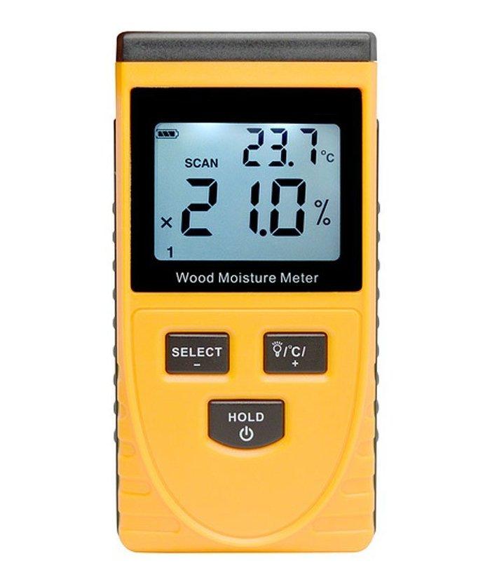 3ヶ月メーカー保証日本語取説付デジタル非破壊式木材水分計誘導式木材水分計 含水計 含水率計 測量機器 測量用品 建築用品 木材水分チェッカー