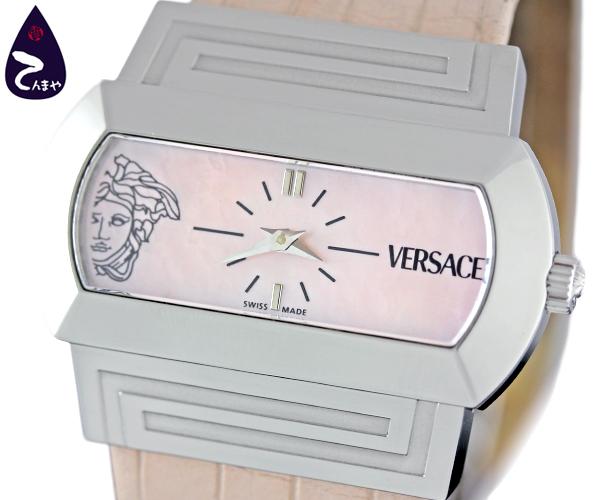 ヴェルサーチ(VERSACE)ヒッポドローム PSQ99(レディース クオーツ)【質屋出店】】【掘り出しモノ】【ファッション】【ブランド】【質流れ】【中古】Y3T1R118021330
