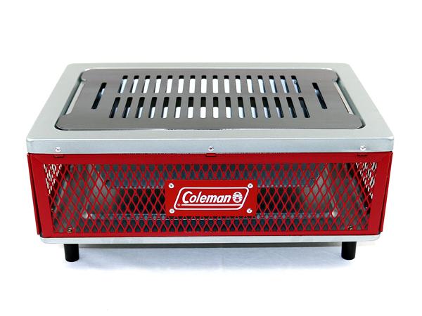 プロ仕様!極厚バーベキュー鉄板!BBQ・アウトドアの必須アイテム。 コールマン フォールディングクールステージテーブルトップグリル(レッド) 専用グリルプレート 板厚4.5mm
