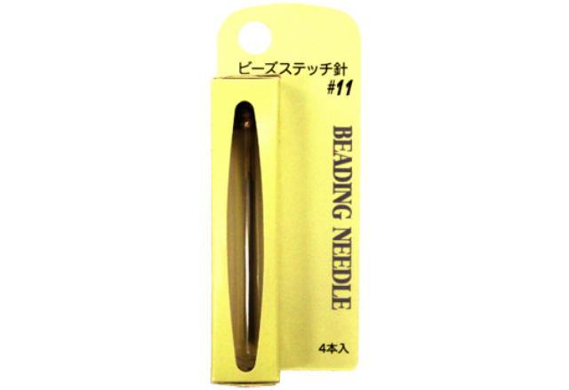 店 チューリップ ビーズステッチ針 TBN-003 #11 超特価SALE開催