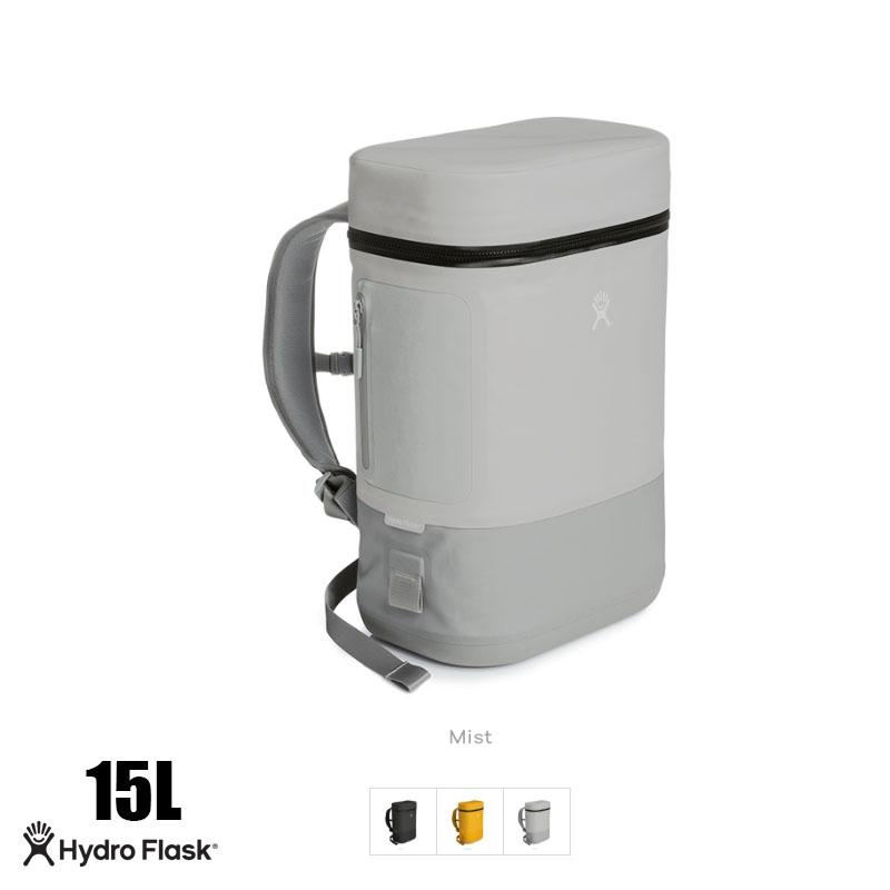 HYDRO FLASK(ハイドロフラスク)15L Soft Cooler Pack(ソフトクーラーパック)水筒 ウォーターボトル 保温保冷ボトル クーラーバッグ 保冷バッグ