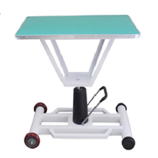 【油圧式昇降機能付】油圧式トリミングテーブル N-206【油圧テーブル】【高性能】【プロユース】