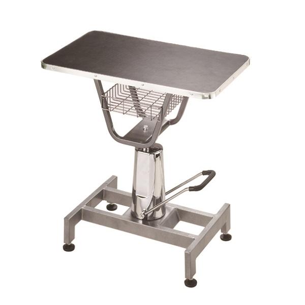 【油圧式昇降機能付】【売れ筋商品】ハイドリック 油圧式トリミングテーブル CN-15【油圧テーブル】【高性能】【プロユース】