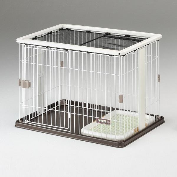 【愛玩犬用室内サークル】ウッドワンサークル (870mm×545mm×H600mm)【愛玩犬】【室内用】【売れ筋商品】