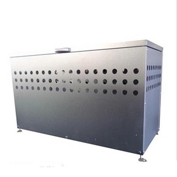 【代引き不可】【ダストボックス ゴミ】ダストボックス DST-1100【カラス対策 猫対策】【ゴミ散乱防止】【注目商品】【人気】