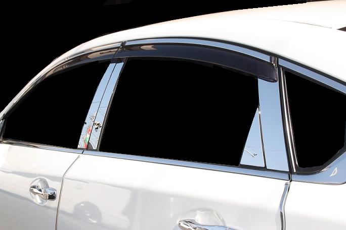 トヨタ 希少 ZVW30 30プリウス 10P 品質検査済 ピラー 鏡面
