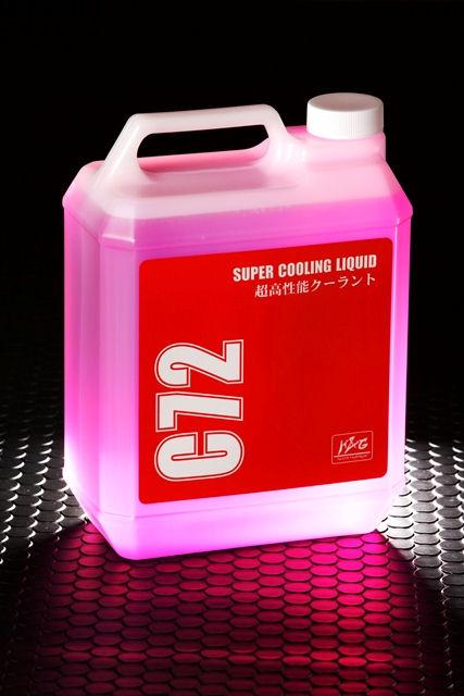 【K&G】C72スーパークーリングリキッド(ロングライフクーラント) 4L×6本★送料無料★代引手数料無料