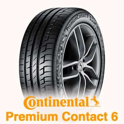 【CONTINENTAL Premium Contact 6 CPC6】 【2016年製】 【コンチネンタル プレミアム コンタクト 6】 235/40R18 95Y XL 【新品】 【ラスト1本】