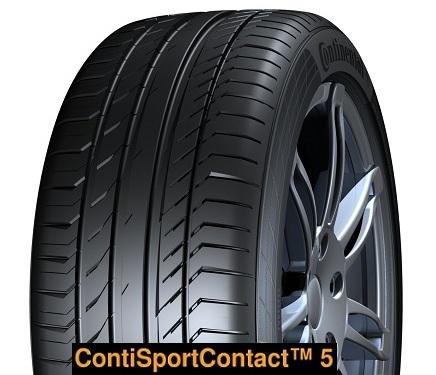 【新品】 【Mercedes-Benz承認】 225/45R17 91W MO 【コンチネンタル コンチ スポーツ コンタクト 5】 【CONTINENTAL Conti Sport Contact 5 CSC5】 【2017年製】