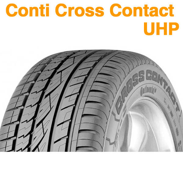 【2018年製】295/35R21 107Y XL N0【コンチネンタル コンチ クロス コンタクト UHP】【CONTINENTAL Conti Cross Contact UHP CCC】【Porsche承認】【新品】