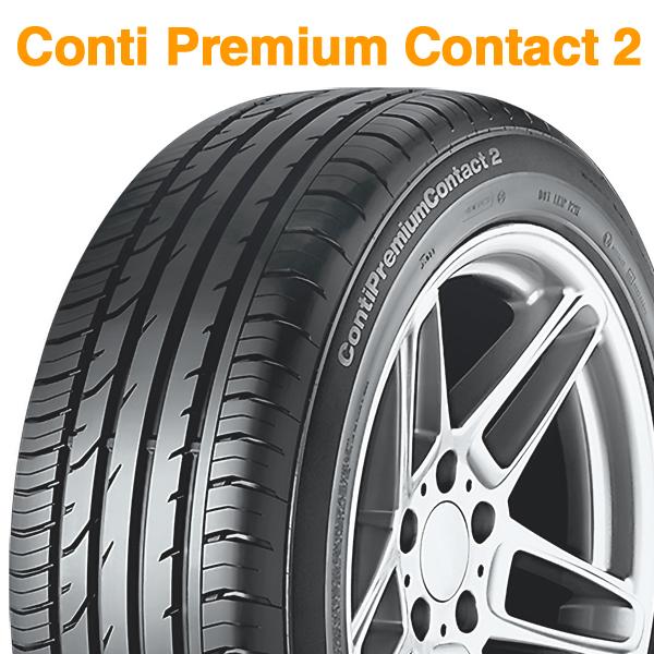 【2019年製】225/50R16 92V MO【コンチネンタル コンチ プレミアム コンタクト 2】【CONTINENTAL Conti Premium Contact 2 CPC2】【Mercedes-Benz承認】【新品】